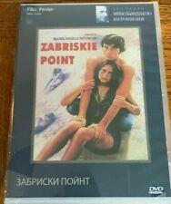 DVD  Zabriskie Point (DVD NTSC) LANGUAGE(s): English,Russian FREE SHIPPING