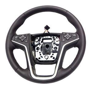 23300254 OEM Steering Wheel Cocoa Brown 2014-2016 Buick Allure LaCrosse