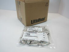 Lot of 1,000 pieces LITTELFUSE 500v 3AB PB-Free 25A Part Number 0505025.MXP