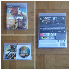 MAX PAYNE 3 PS3 PAL ITA