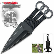 Expendables Kunai 3 Piece Thrower Set by United Cutlery UC2772 NEW