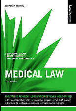 Law Express: Medical Law (Revision Guide) by Jonathan Herring (Paperback, 2009)