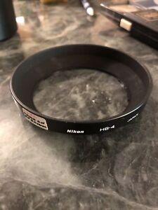 U200589 Genuine Nikon HB-4 Lens Shade Hood for 20mm f2.8 AF D Lens