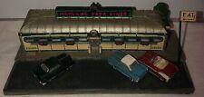 1993 Danbury Mint Highland Park Diner Vintage Classic American Diners +