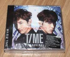 TVXQ! TOHOSHINKI TIME K-POP CD + DVD B Ver. + FOLDED POSTER SEALED