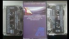 Classic Rock 1966-1988 Double Cassette Atlantic Records 40th Anniversary 81935-4