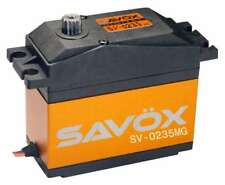 Savox SV-0235MG Super Speed Steel Gear Digital Servo High Voltage 1/5 Scale BAJA