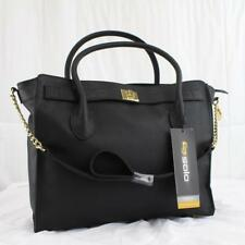 "SOLO LADIES EXECUTIVE TOTE 15.6"" LAPTOP CARRY ON EXE810-4 BLACK 1"