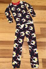 Baby Gap Boys 4 / 4T Pajamas. Skull Eggs & Bacon 2-Piece Pajamas. Nwt