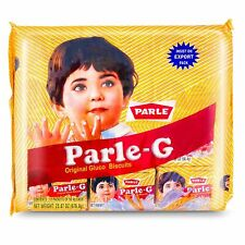 Parle G Original Gluco Biscuits, Product of India, Value Pack (12 Packets of 56.
