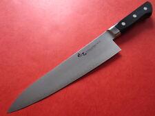 "JAPAN MINO SEKI hand made Chef Knife VG10 DAMASCUS STEEL Gyuto Blade 210mm 8.3"""