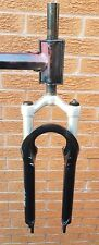 "Retro Rockshox Duke XC MTB suspension fork 80mm travel 1 1/8"" 26"" wheel"