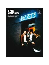 Learn to Play The Kooks Konk POP Chart Hits Songs Tunes Guitar Tab MUSIC BOOK