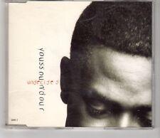 (HI456) Youssou N'Dour, Undecided - 1994 CD