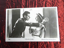 SALLY EILERS - NORMAN FOSTER - STATE FAIR  - FILM WEEKLY  FILMSHOTS POSTCARD
