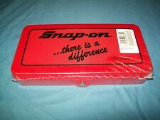 "NEW Snap-on™ TD2425 41-piece 1/4"" to 1/2"" NF / NC SAE Tap and Die Set SEALed"
