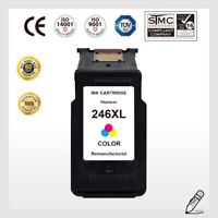 246XL CL-246XL Color Ink Cartridge For Canon PIXMA iP2820 MG2420 MG2520 MG2522
