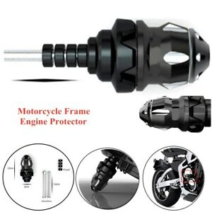 Aluminum Motorcycle Frame Engine Protector Ground Crash Slider Durable Universal