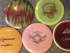 Latitude /Prodigy disc golf lot