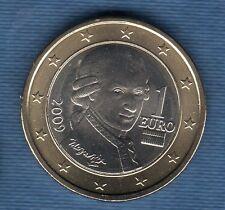Autriche 2009 - 1 Euro - Pièce neuve de rouleau -