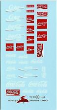 Decalbogen Coca Cola 1:43 (039)