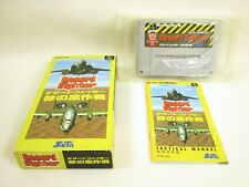 DESERT FIGHTER Item ref/bcc Super Famicom Nintendo Japan Game sf