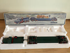 Kaelble KDV 22 Z 8 T Zugmaschine mit Scheuerle Tieflader von NZG 462 1:50 OVP
