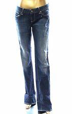 Paige Premium Denim Jimmy Jimmy Boyfriend Jeans Distressed Dark WA237 Wash 26