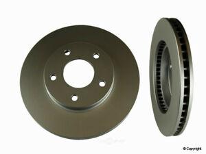 Disc Brake Rotor-Meyle Front WD Express 405 37040 500