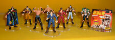 FIST NORTH STAR HOKUTO no KEN SHIRO Guerriero GASHAPON BANDAI JAPAN 8 FIGURE set