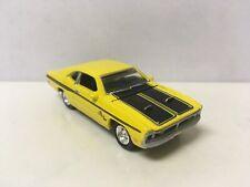 1971 71 Dodge Demon 340 Collectible 1/64 Scale Diecast Diorama Model