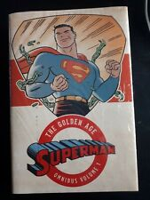Superman The Golden Age Omnibus Vol 1 NEW SEALED Hardcover HC DC Comics