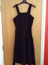 Whistles Black Dress Size 12