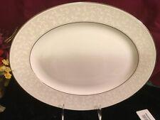 "Lenox Opal Innocence 13"" Serving Platter NEW USA Free Shipping"