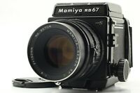 【Exc+5】 Mamiya RB67 Pro S + Sekor SF C 150mm f/4 + 120 Film Back From Japan 932