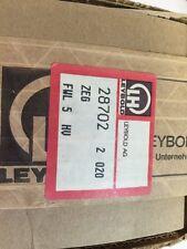 LEYBOLD 287-02-B2 right angle Valve #5