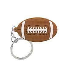 Key chain Pvc 3D Key Ring Holder Kids Gift sports Key Tag for Car Bike Bags