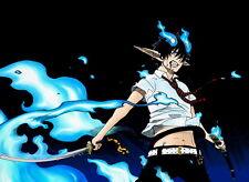 "07 Ao no Blue Exorcist - Japan Anime 33""x24"" Poster"