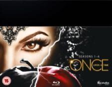 Once Upon a Time Season 1 2 3 4 5 6 Series One to Six Region B Blu-ray Box Set