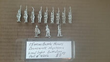 15mm  Battle Honors Brunswick Napoleonic Line/ Light Battalion