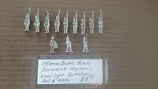 15mm  Battle Honors Brunswick Napoleonic Line/ Light Battalion