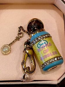 NWT  2010 JUICY COUTURE BUBBLES CHARM YJRU4767