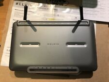 Belkin F5D9230-4 108 Mbps 10/100 Wireless G Router (F5D9230uk4) USED VGC