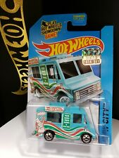 2014 HOT WHEELS RLC FACTORY SEALED SET ICE CREAM TRUCK - A20