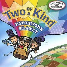 Two of a Kind - Patchwork Planet [New CD]