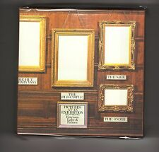 EMERSON LAKE & PALMER Pictures At An Exhibition PROMO box f JAPAN mini lp cd ELP