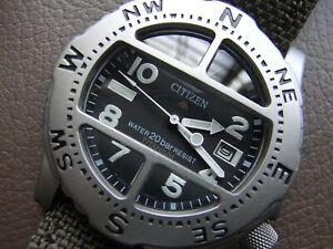 RARE citizen titanium 4767-472501