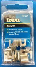 IDEAL #89-224 Jumpers Over-Barrier,Slip-On/Pack of 10