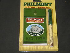 Philmont Scout Ranch Memo Pad and Pen          eb03
