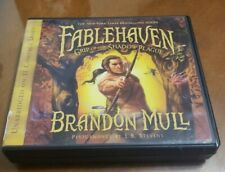 Fablehaven Grip Of The Shadow Plague Brandon Mull 11 Unabridged CD Audiobook